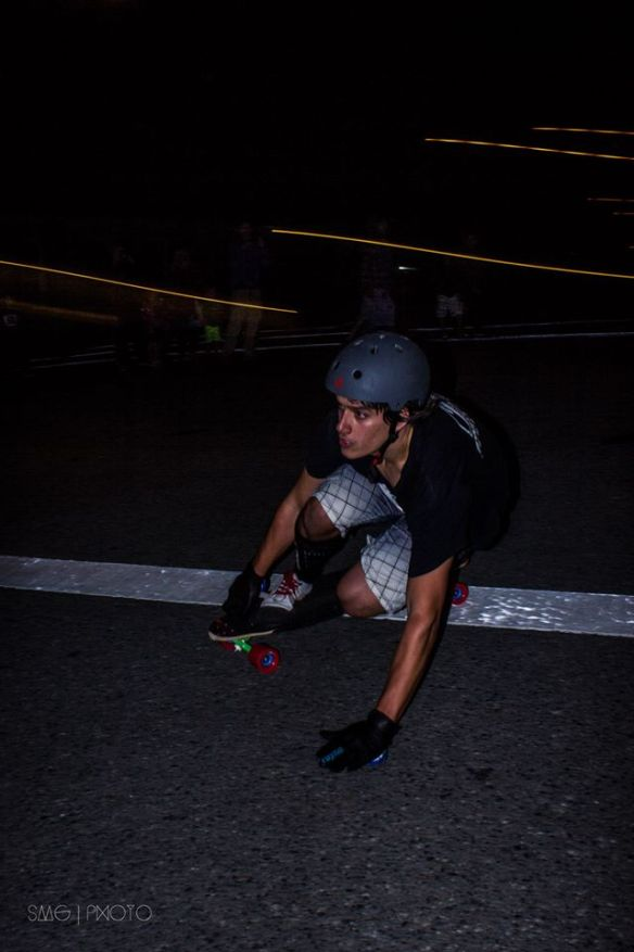 Push Race Participant